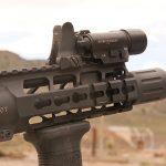 PWS MK107 Mod 2 rifle right side handguard