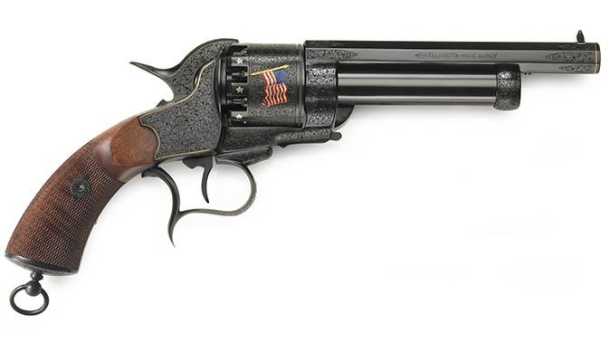 Pietta Confederate LeMat cowboy guns