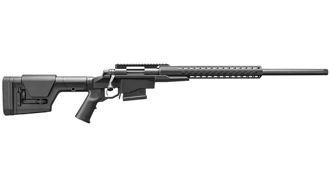Remington Model 700 PCR rifle right profile