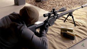 remington model 700 pcr rifle