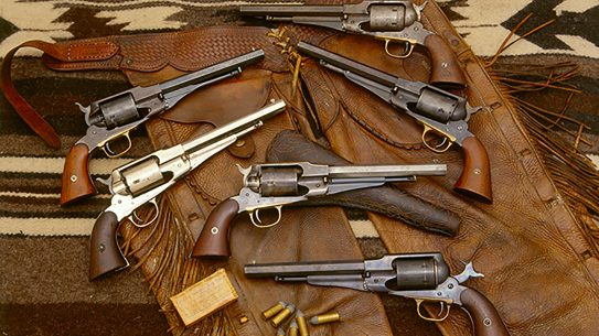 remington revolvers history