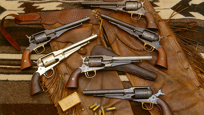 remington revolvers cartridge conversions
