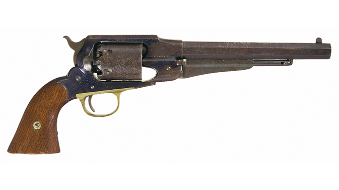 remington revolvers 1861 navy