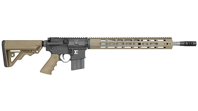 Rock River Arms LAR-458 X-1 big-bore rifles