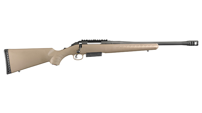Ruger American Ranch big-bore rifles