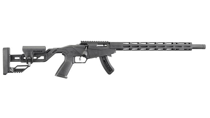 ruger Precision Rimfire Rifle right profile