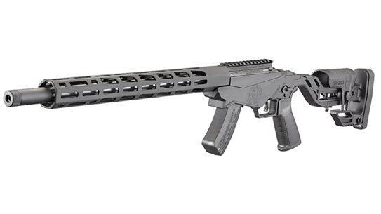 ruger precision rimfire rifle