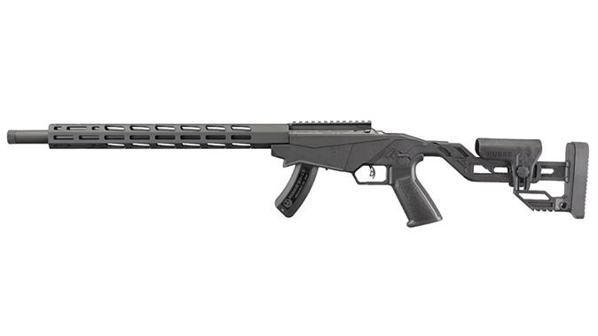 ruger Precision Rimfire Rifle left profile
