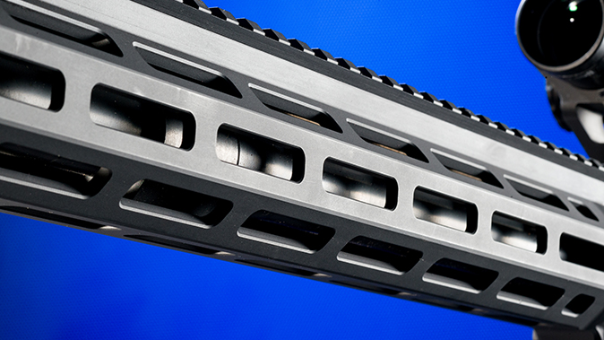 Savage MSR 15 Recon rifle handguard