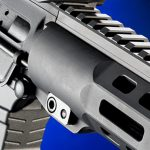 Savage MSR 15 Recon rifle rail