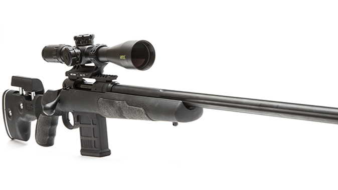 savage model 10 grs rifle