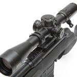 savage model 10 grs rifle scope