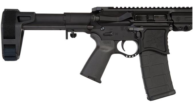 Seekins NXP8 ar pistol brace