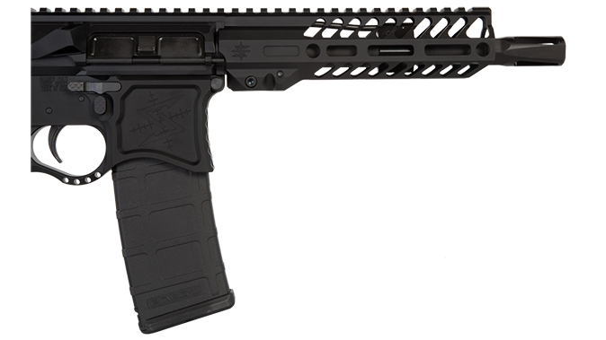 Seekins NXP8 ar pistol handguard