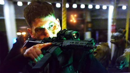 Seekins NXP8 pistol the punisher