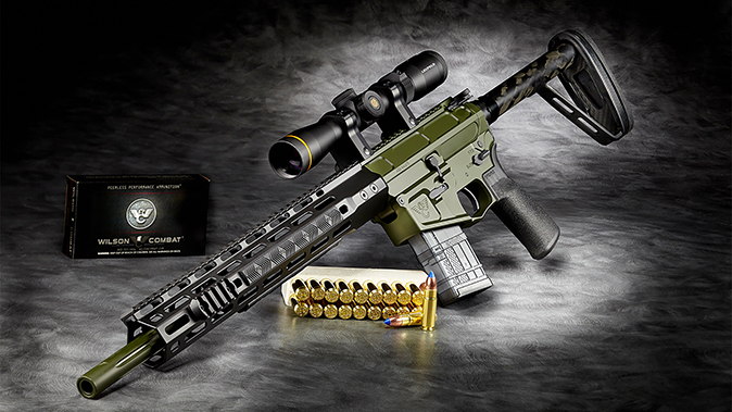wilson combat 458 hamr ultimate hunter right angle