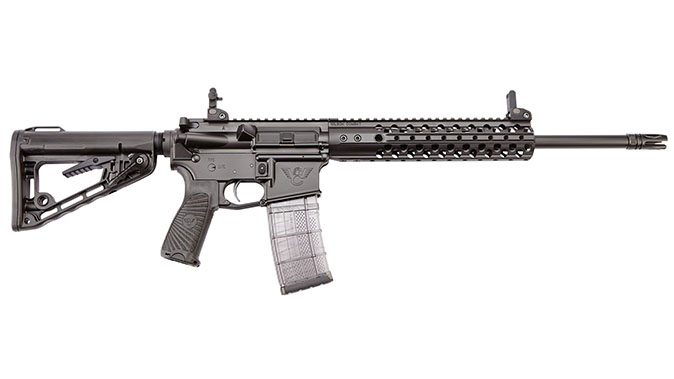 Wilson Combat Recon Tactical big-bore rifles