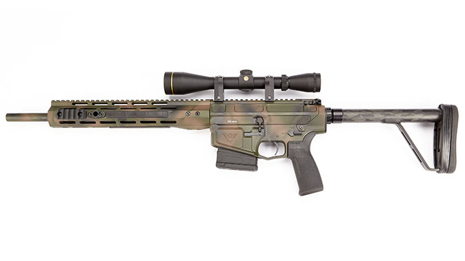 Wilson Combat Ultralight Hunter big-bore rifles