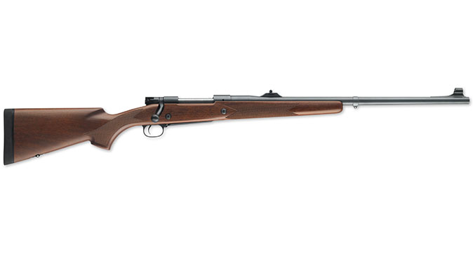 Winchester Model 70 Safari Express big-bore rifles