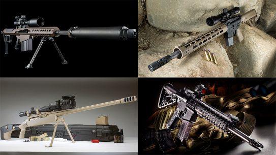new big-bore rifles