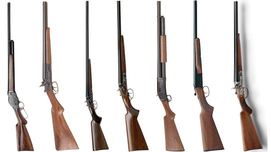 reproduction cowboy shotguns