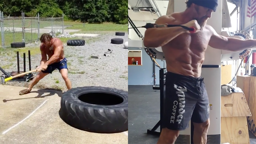 Pat McNamara Metal Gym Playlist tire