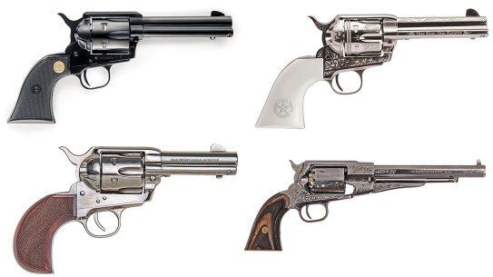 new cowboy guns