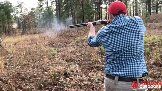 Beretta 687 Silver Pigeon Shotgun Quail Hunt