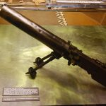 World War I Small Arms Dreyse Model 1915 Light Machine Gun
