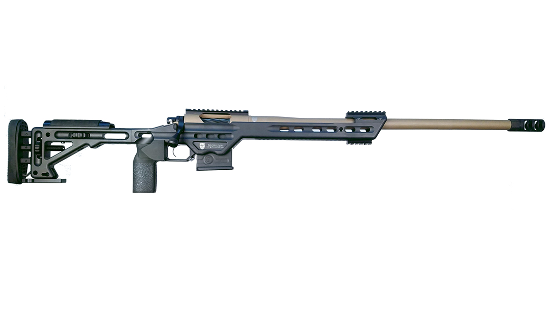 .224 Valkyrie Rifles MasterPiece Arms MPA 224BA Bolt Action Rifle