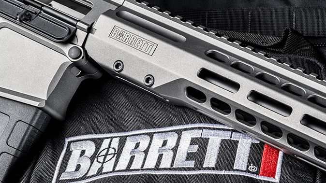 Barrett REC10 rifle handguard