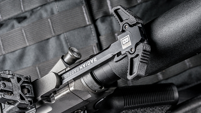 Barrett REC10 rifle charging handle