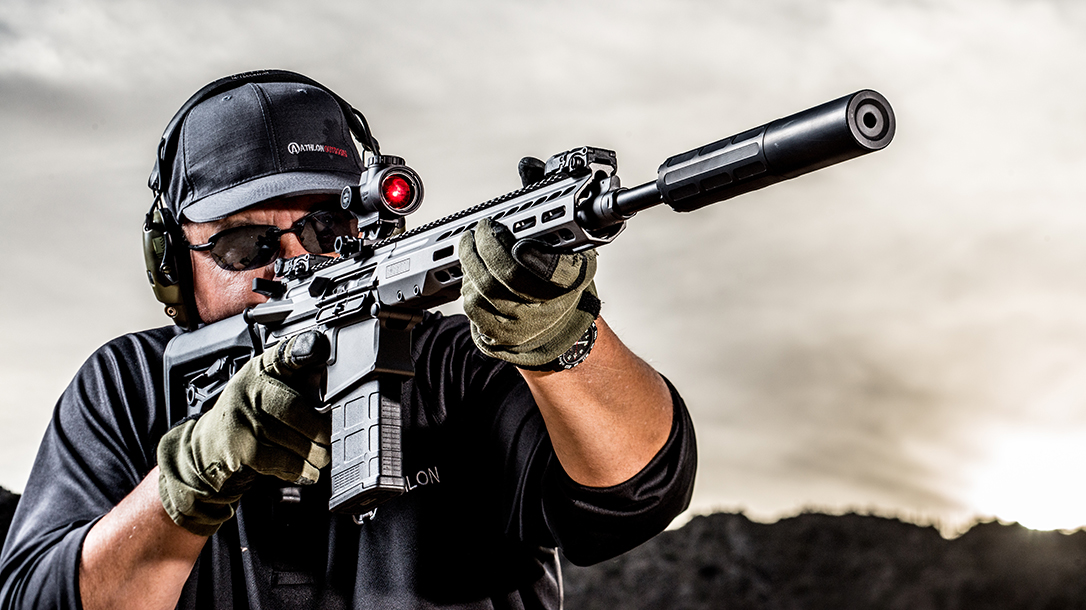 barrett rec10 review rifle