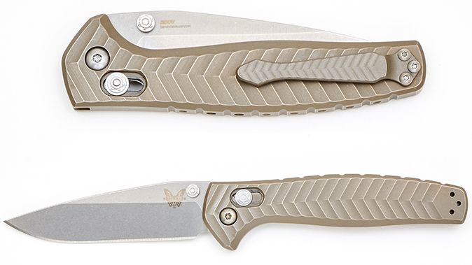 Benchmade 781 Anthem tactical folding knives