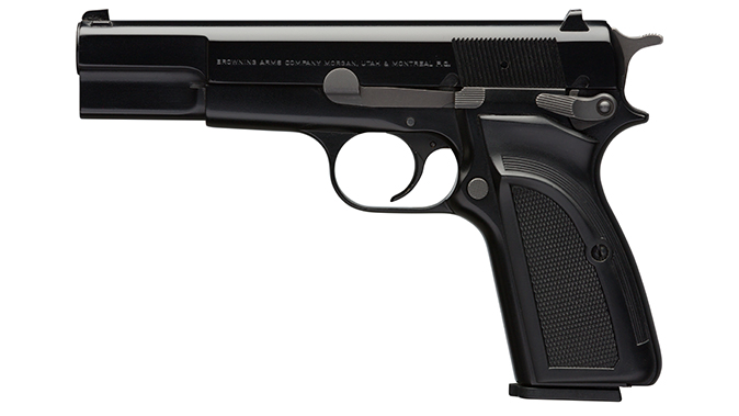Browning Hi-Power pistol mark iii