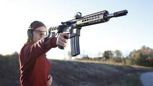 bushmaster xm-15 squaredrop pistol