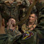 marines cobra gold snake blood