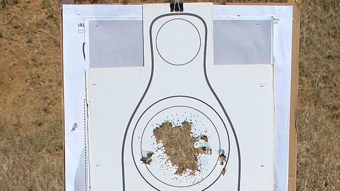 tactical shotgun target