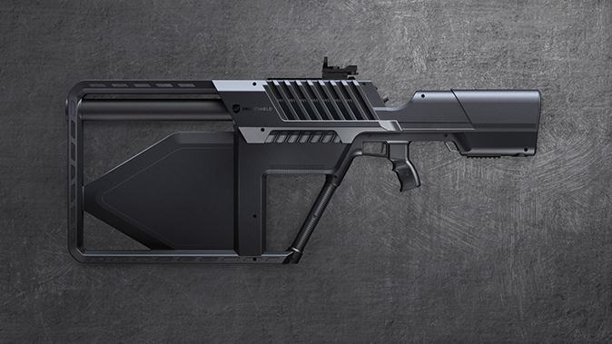 DroneGun Tactical left profile