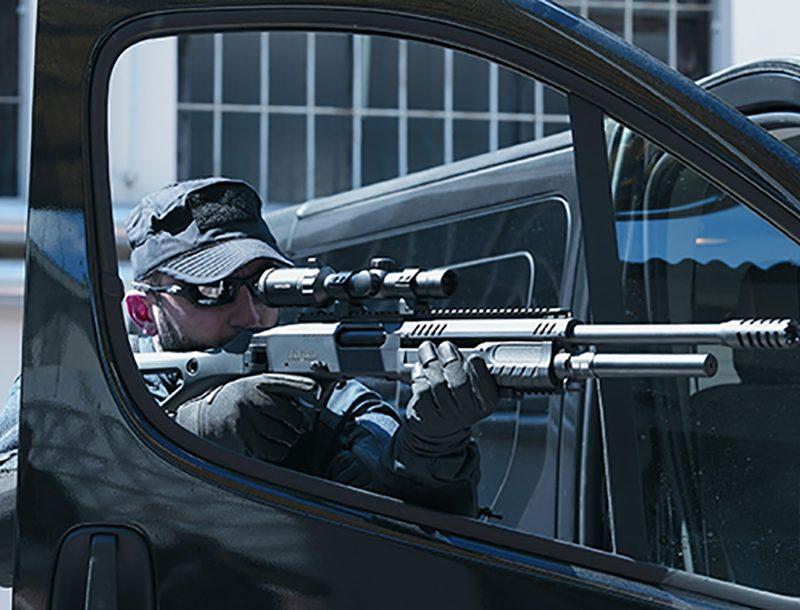 Sig Sauer P320 9mm First Striker Fired Pistol Video