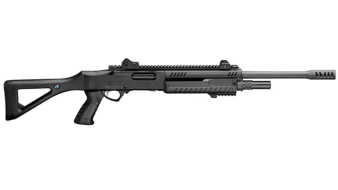 fabarm STF 12 Shotgun black right profile