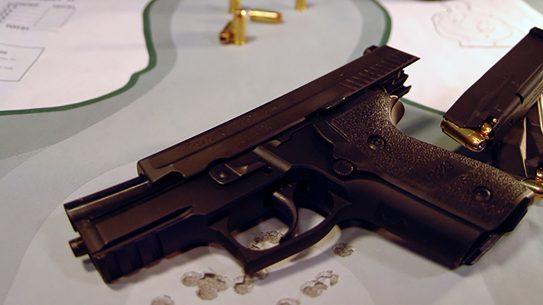federal premium ammo NSWC Crane