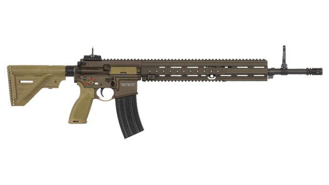 heckler koch HK416 A5 rifle 20 inch barrel right profile