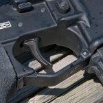 LMT MARS-L rifle triggerguard
