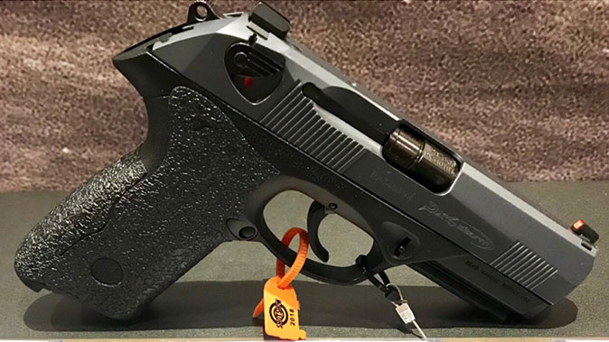 Langdon Tactical Beretta PX4 Carry pistol black right profile