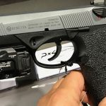 Langdon Tactical Beretta PX4 Carry pistol left profile