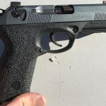 Langdon Tactical Beretta PX4 Carry pistol right profile