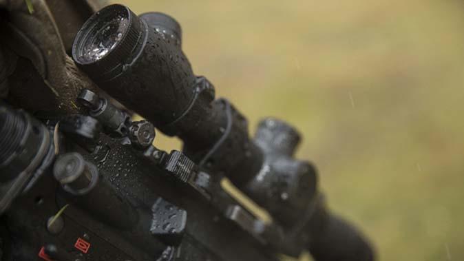 marines m38 sdmr leupold optic closeup