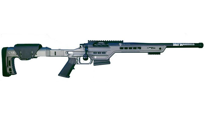 MasterPiece Arms MPA MUT rifle standard right profile