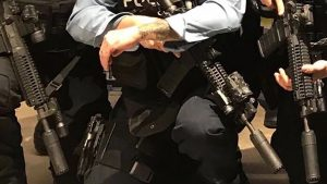 minneapolis police oss suppressors super bowl 52